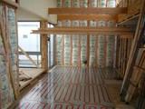 リビング床暖房パネル