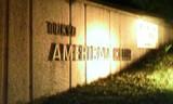 アメリカンクラブ玄関。