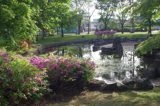 西帯広公園