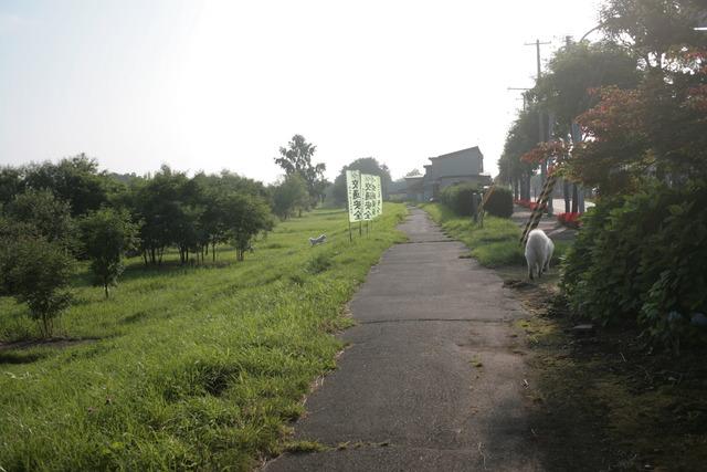 パークゴルフ場散歩道