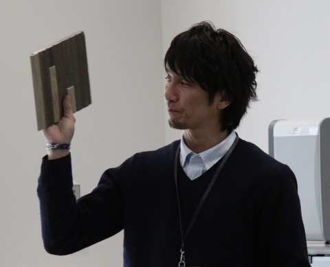 講師金子さん - コピー