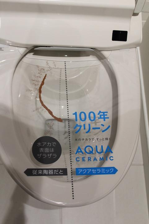 トイレ100年クリーン