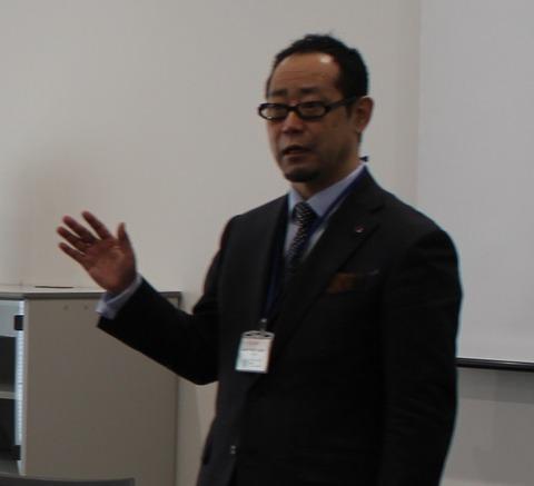 講師 山本さん