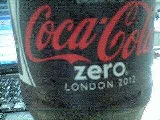 ロンドン五輪コーラ