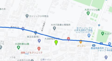 大沼田稲荷神社