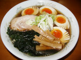鎌田屋醤油ラーメン