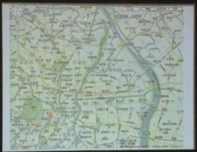 ネットの地図