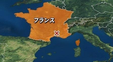 マルクール地図