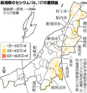 10月12日 新潟汚染地図