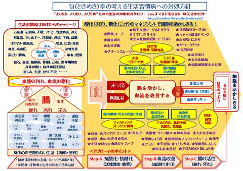 001-170107 がんに代表される生活習慣病への対処法