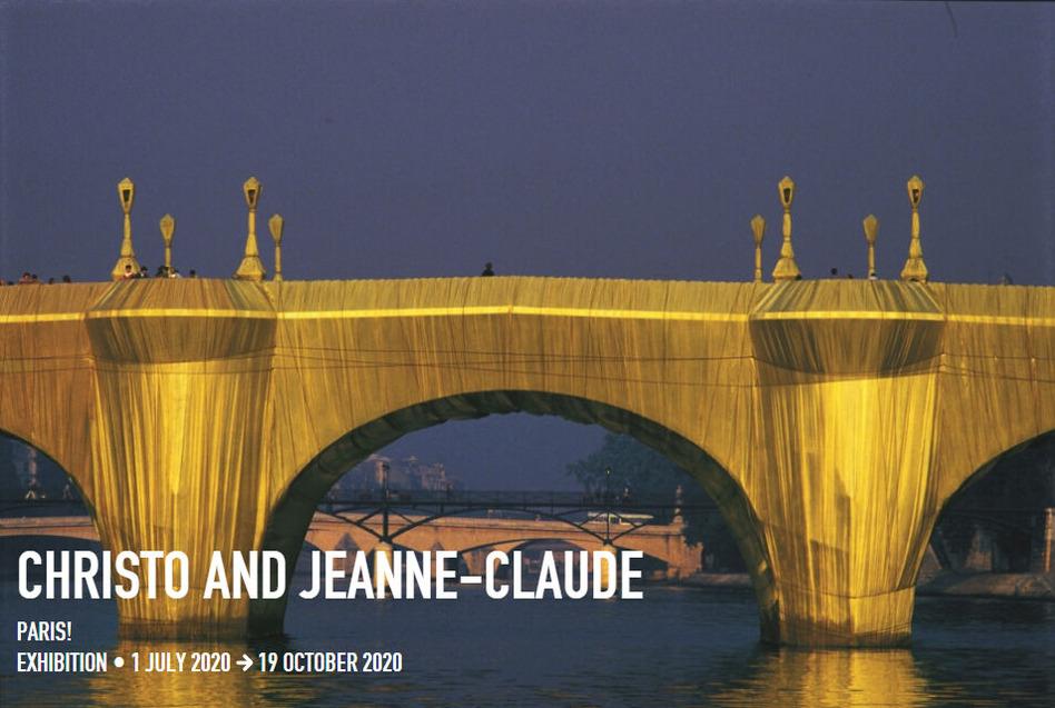スタッフSの海外ネットサーフィン No.83 「Christo et Jeanne Claude: Paris!」