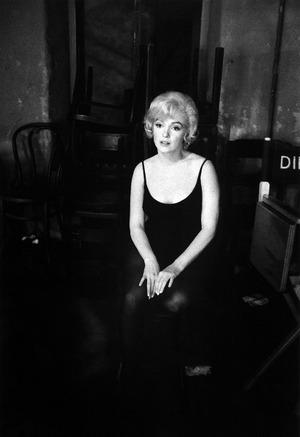 マリリン・モンロー、ナタリー・ウッド、ピーター・オトゥール「ボブ・ウィロビー写真展 ハリウッド・スペシャル」 より