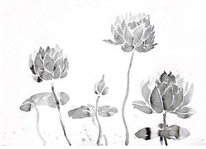 君島彩子のエッセイ「墨と仏像と私」 第12回