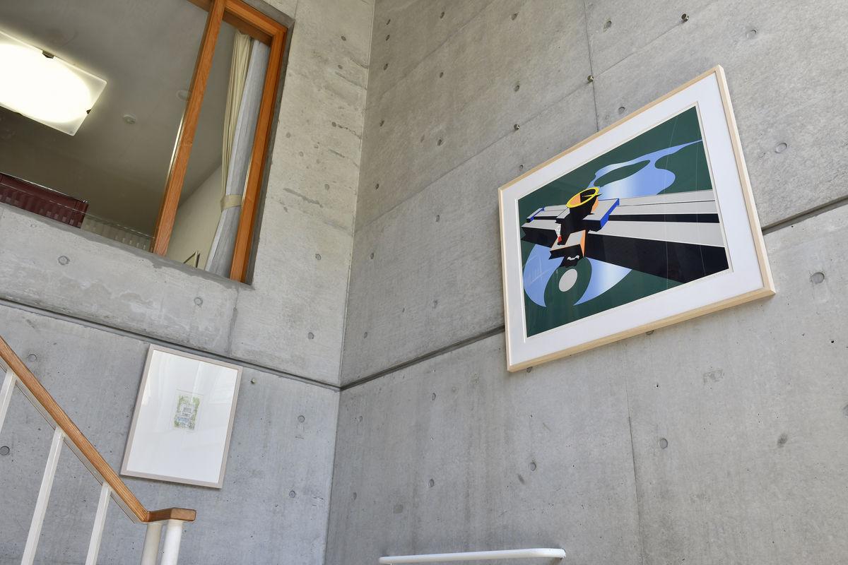 ただいま「紙の上の建築展」開催中〜8月10日(土)