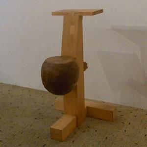 一球一脚《文机+椅子》