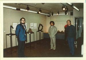 1979青森五拾壱番館ギャラリー 関根伸夫