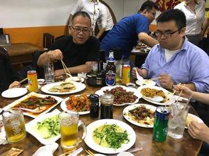 シンガポール・最後の晩餐