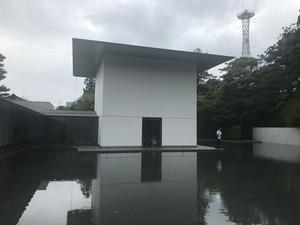 鈴木大拙館と谷口吉郎・吉生記念 金沢建築館を訪ねました