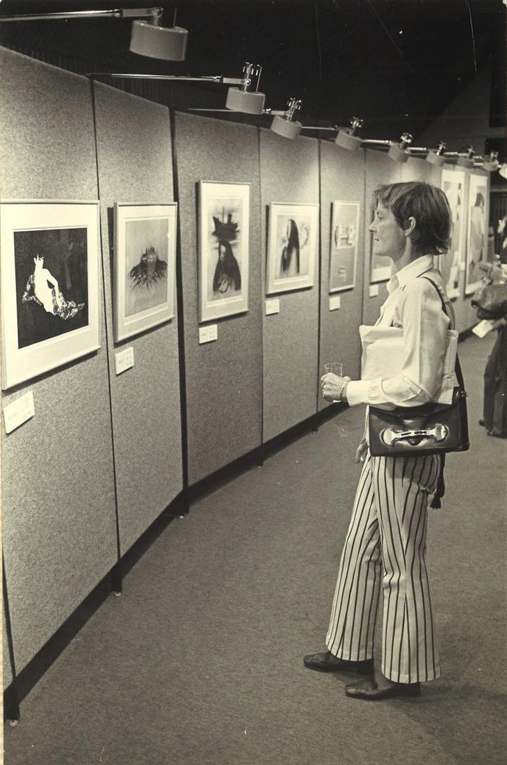 19771021現代と声一日だけの展覧会渋谷ヤマハエピキュラスにて_00005