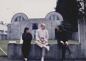 1991年10月4日〜10月6日_勝山_難波田展令子