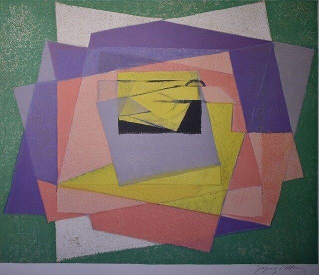 新連載・松井裕美のエッセイ「線の詩情、色彩の調和——ジャック・ヴィヨンの生涯と芸術」第1回
