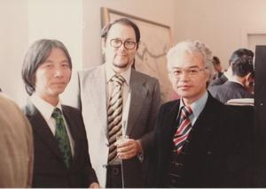 1981年11月森工房オープニング_原広司_飯沼瑛