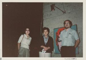 19830723大谷ウォーホル展母と令子