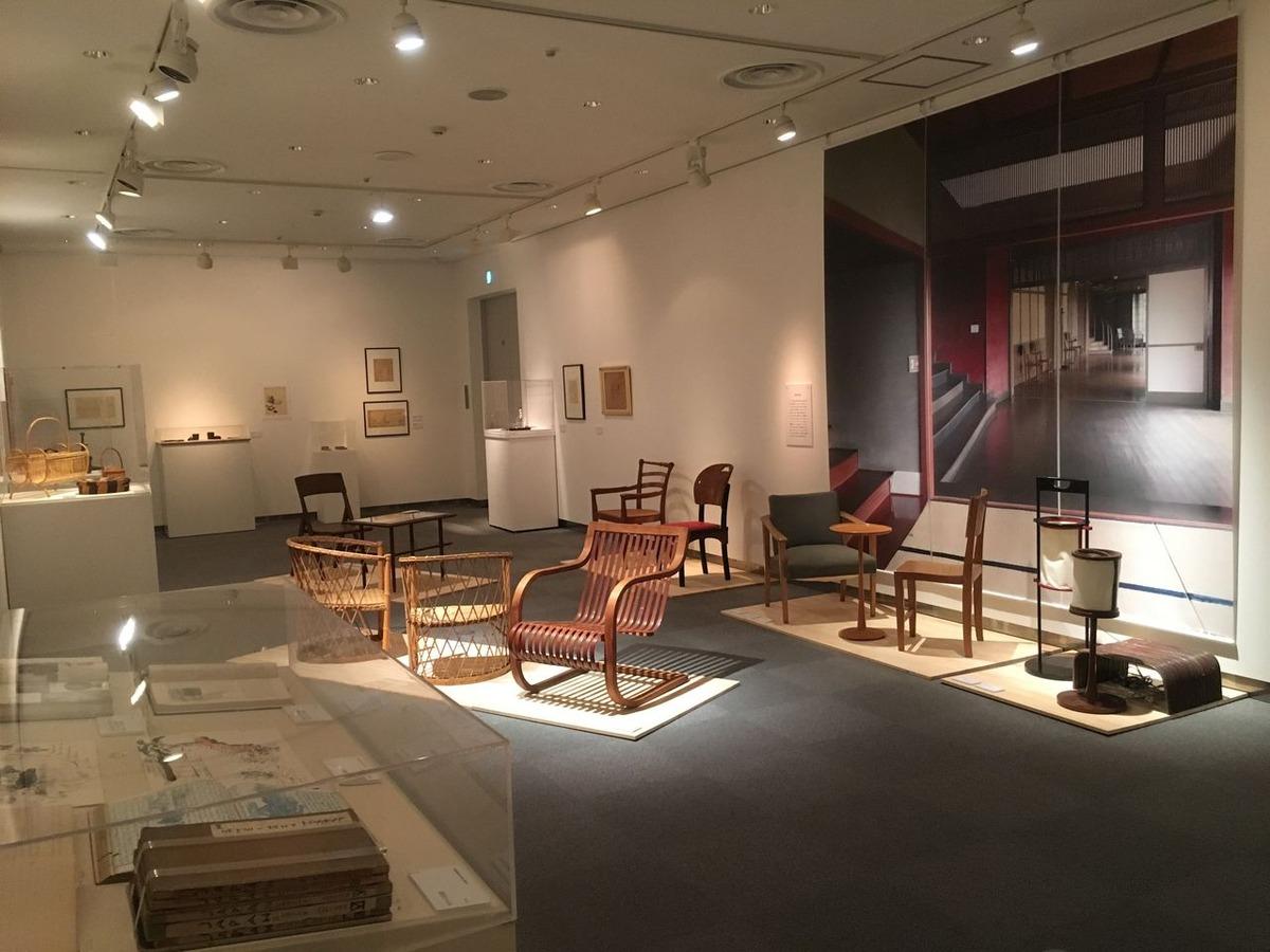 住田常生のエッセイ・高崎市美術館「モダンデザインが結ぶ暮らしの夢」2019年2月2日〜3月31日