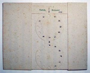 図17-2 「プロフィルの時計」