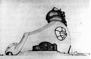 建築家のドローイング 第10回 ヘルマン・フィンステルリン