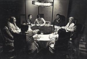 1980年10月菅井会食