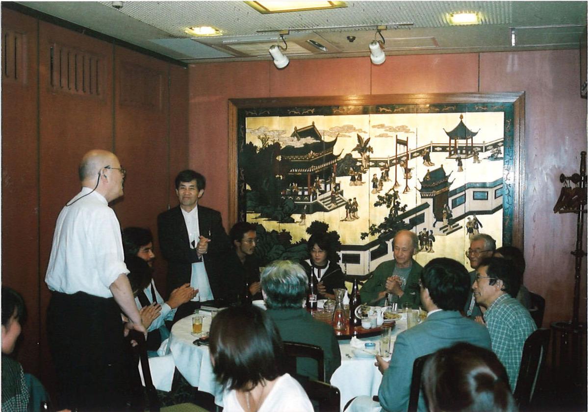 2005年10月メカス歓迎会