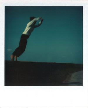 金子隆一「もうひとつの遊び 植田正治のポラロイド写真」