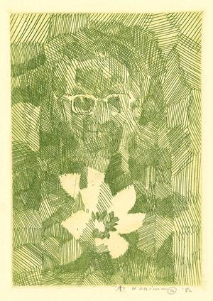 Uchima_Self_Portlait_with_flower_A2