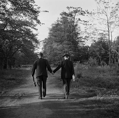 大竹昭子のエッセイ「迷走写真館〜一枚の写真に目を凝らす」第97回