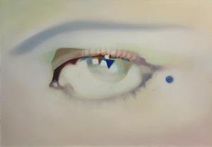 「ポーラ・ネグリの眼」1988