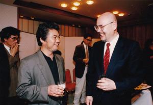 1993_05_資生堂レセプション関根伸夫
