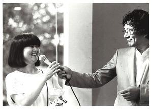 元永定正インタビュー『'77 現代と声 版画の現在』より再録