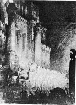 ソロモンの寺院