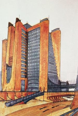 『新都市』への習作