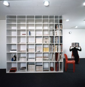 1972_64 Book Shelves_Designed