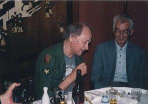2005年10月歌うメカスさん