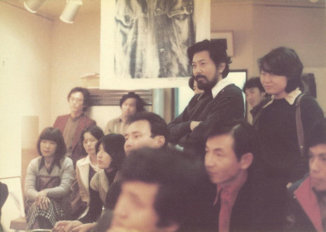 19751106島州一・関根伸夫クロスカントリー画廊匠屋_00003