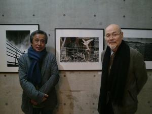 細江英公展20171101金平茂紀さん