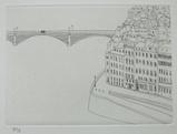 風間完パリ時代3巻-セーヌ河