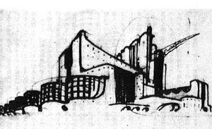 建築家のドローイング 第9回 エリッヒ・メンデルゾーン