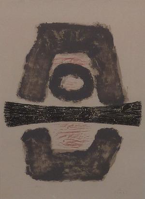 針生一郎「現代日本版画家群像」 第6回 菅井汲と泉茂