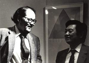 1983年6月23日_元永定正「日本芸術大賞」受賞を祝う会_46