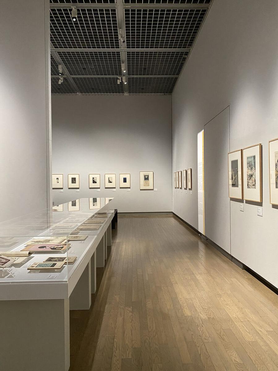 中尾美穂「ときの忘れものの本棚から」第4回 『もうひとつの日本美術史ー近現代版画の名作2020』