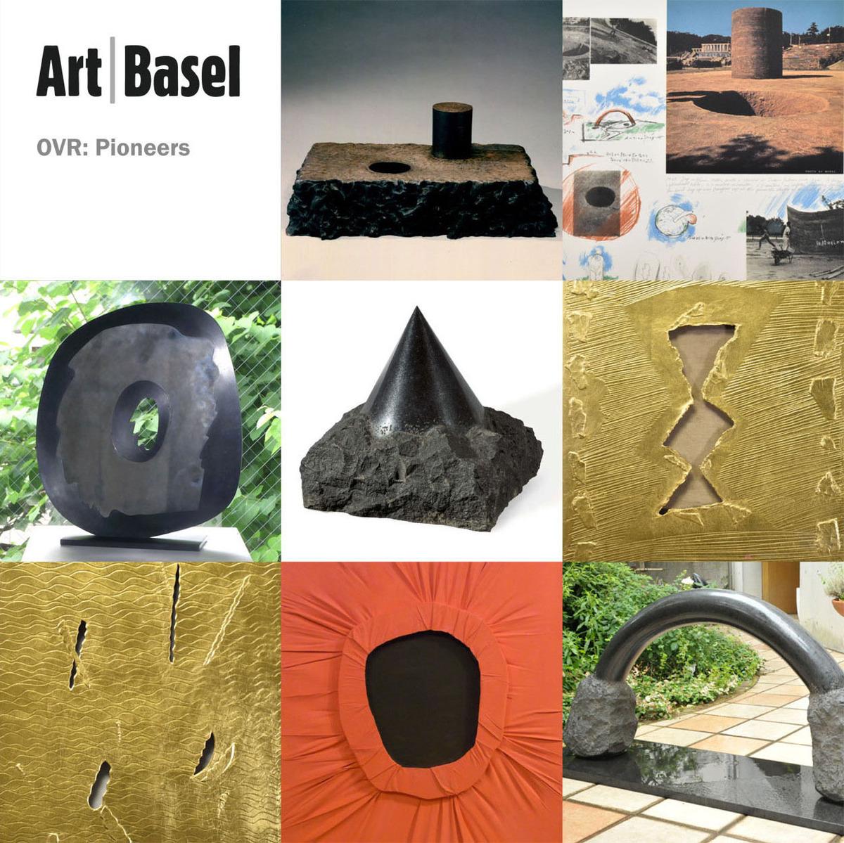 「Art Basel OVR: Pioneers」に出展します。3月24日〜28日